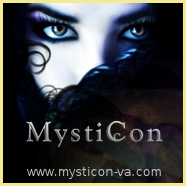MystiCon Blue Lady by Mike Foley