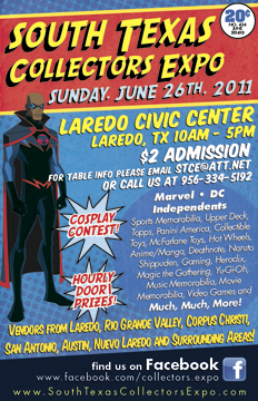 SOUTH TEXAS COLLECTORS EXPO
