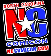 NC Comicon logo