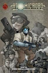 Atomic Robo Vol. #2