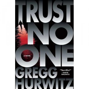 Gregg Hurwitz tours to promote his new novel.