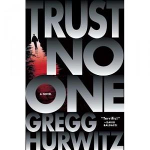 Gregg Hurwitz tours to promote his new novel.