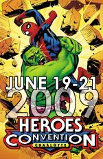 HeroesCon 2009