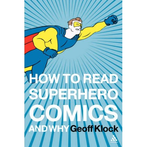 Geoff Kock appears at Comic Book Club on June 30th.