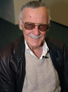 Stan Lee will be a Comic Con International