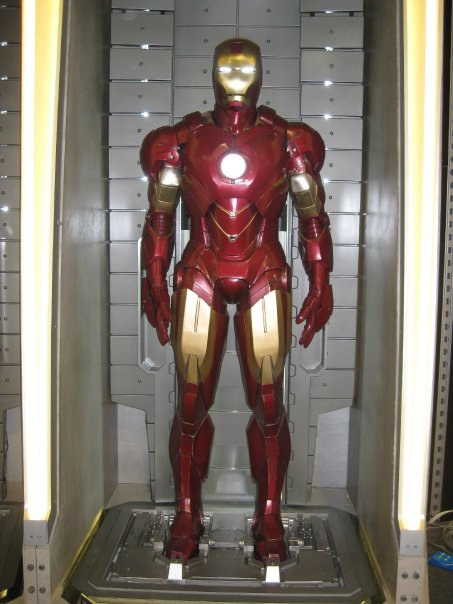 Mark 4. New armor debuting in Iron Man 2!