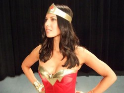 Olvia Munn as Wonder Woman