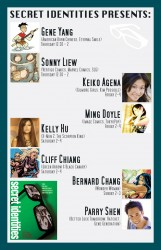 Secret Identities hosts signings with Kelly Hu, Cliff Chian, Keiko Aquino, Dustin Nguyen, and many more at SDCC!
