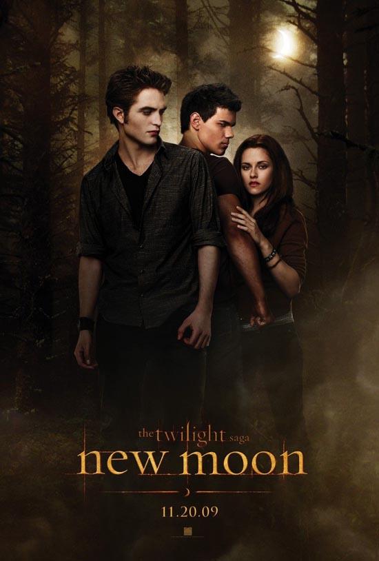 Alkonyat 2: Újhold - The Twilight Saga: New Moon