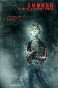 Ben Templesmith signs on August 8th
