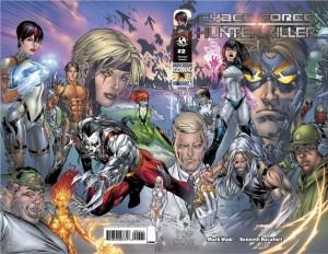 Cyberforce/Hunter-Killer Variant