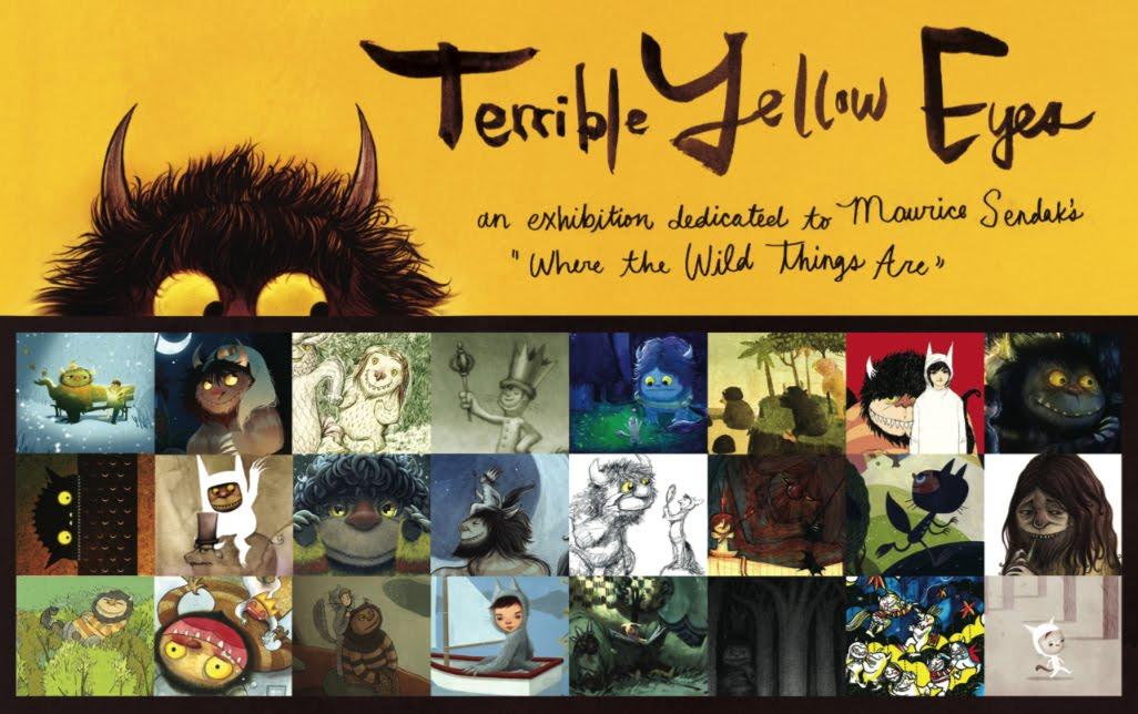Cory Godbey opens Terrible Yellow Eyes