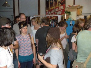 Exhibitor Pre-Reg for APE at Last Gasp Books