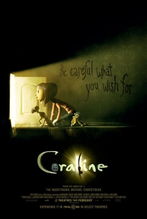 Henry Selick screens Coraline on Oct 11th