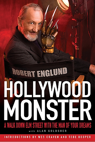 Robert Englund signs on Oct 13th