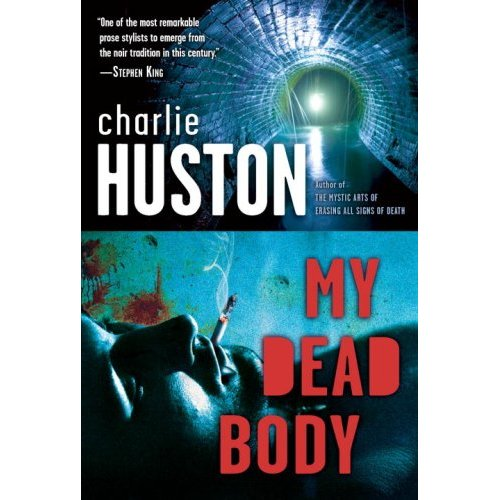Charlie Huston signs on Oct 18th