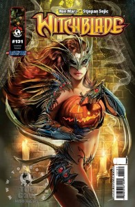 Witchblade #131 Baltimore Comic Con variant cover