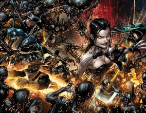 X-Force/New Mutants: Necrosha