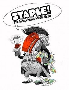 Guy Davis Appearing at STAPLE!