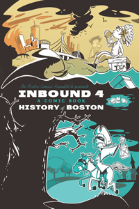Dan Mzaur & the Boston Comics Roundtable sign on Jan. 21st