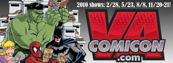 VA Comicon 2010