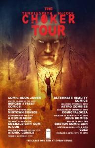 choker tour