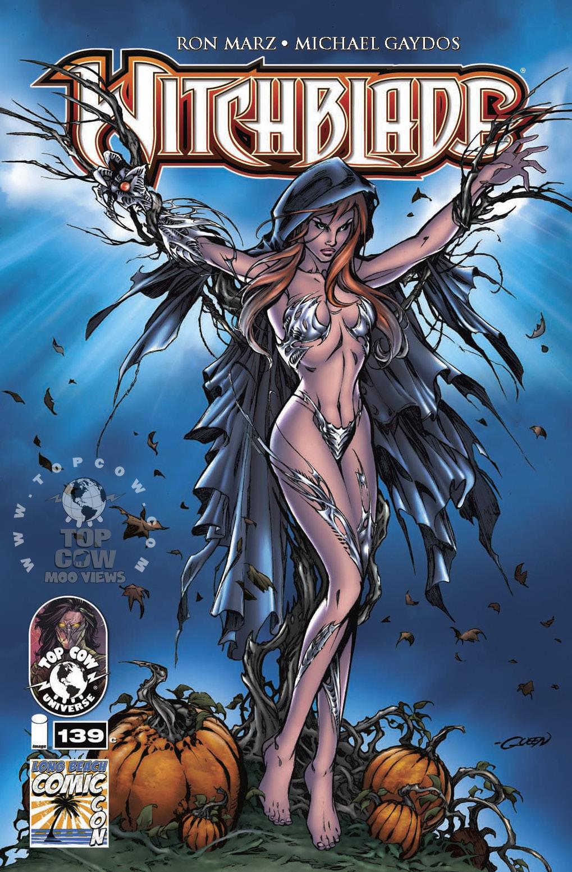 Witchblade Long Beach Comic Con