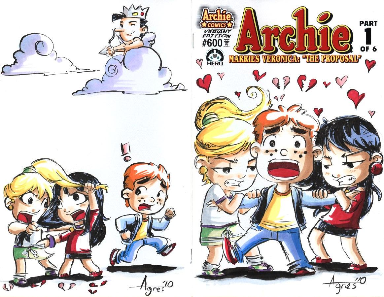 Archie 600 Agnes Garbowska