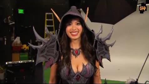 Women of Warcraft Photo Shoot