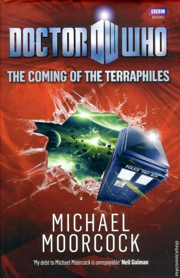 Dr. Who novel by Michael Moorcock