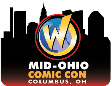 Wizard World Mid-Ohio Comic Con logo