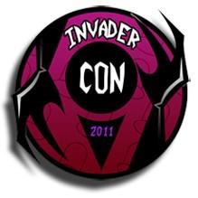InvaderCON 2011 logo