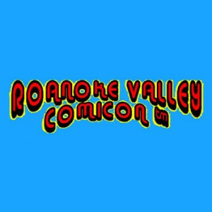 Roanoke Valley Comicon logo
