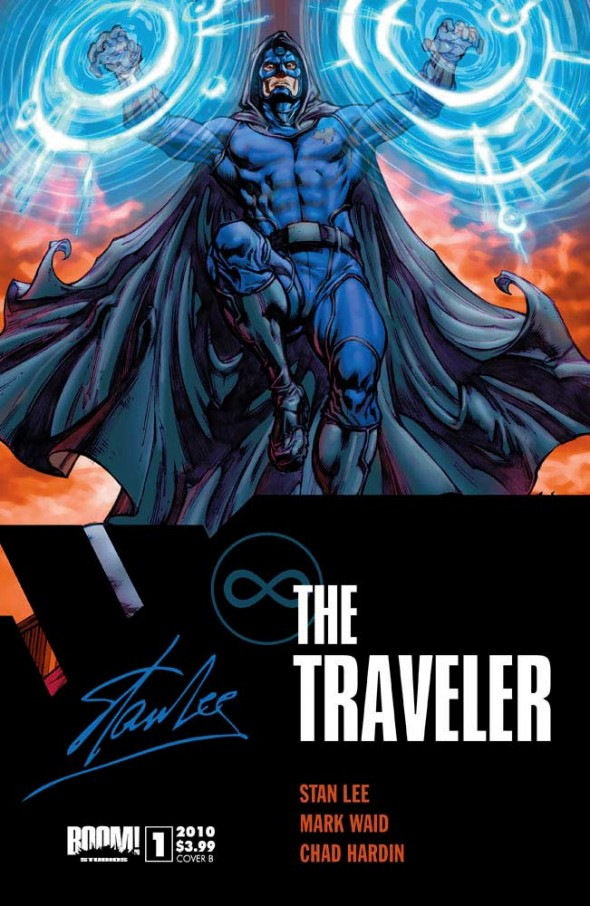 The Traveler with art by Chard Hardin