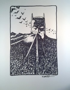 Batman by Matt Wagner