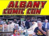 Albany Comic Con fllor