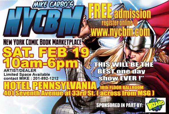 NYCBM February 2011