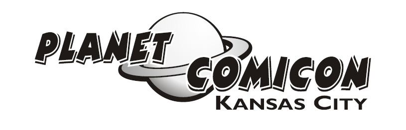 Planet Comicon, Kansas City logo