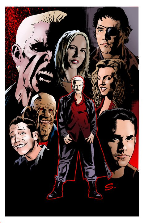 Steve Scott color Buffy