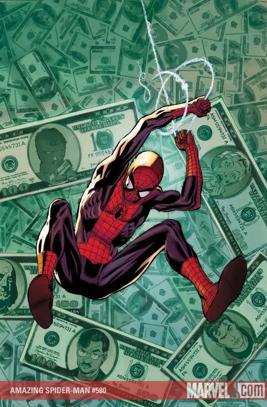 Lee Weeks Spider-Man
