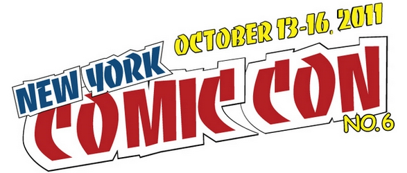 New York Comic Con 2011 logo