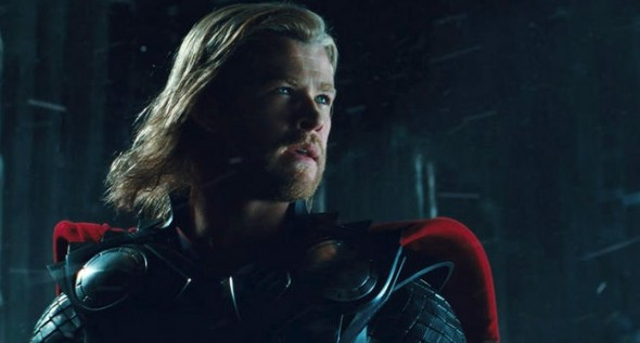 Chris Hemsworth is Thor