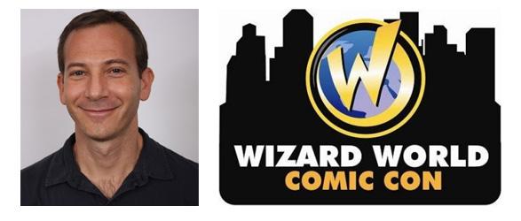 Gareb Shamus Wizard World Comic Con