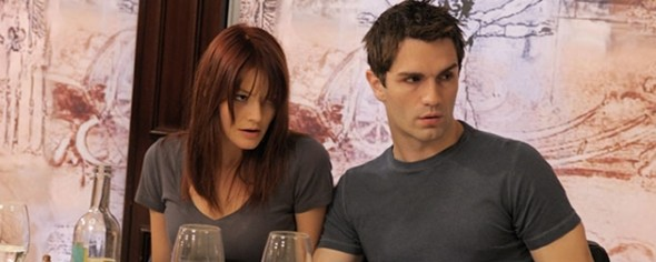Being Human Sam Witwer Sarah Allen