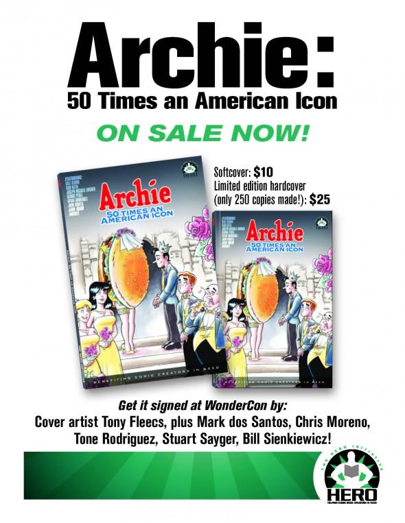 WonderCon Archie