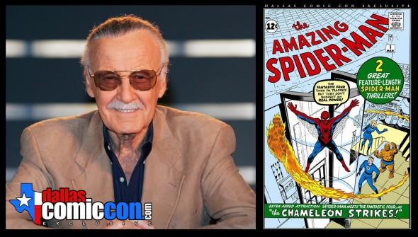 Dallas Comic Con 2011 Amazing Spider-Man #1