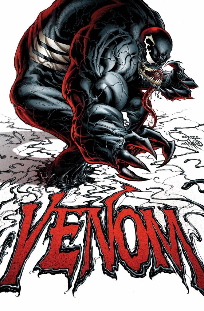 Joe Quesada Venom Cover