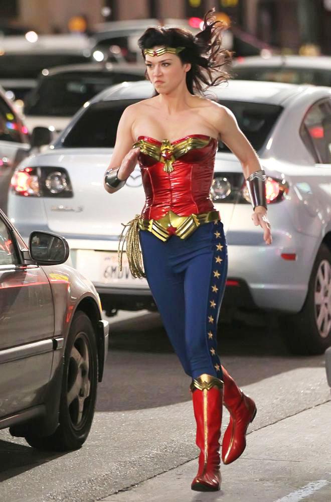 Wonder Woman Pilot