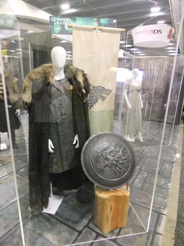 Ned Stark's Costume