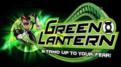 Green Lantern Great Adventure Logo